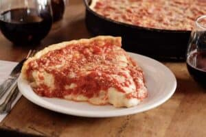 chicago pizza finger licking self-guided tour