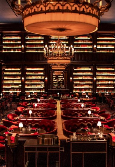 The NoMad Restaurant Dining Room